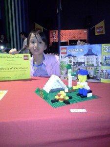 Hannah 2nd Place Senior Final Sunnybank Plaza April 2016