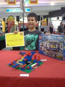 Jack 2nd Place Junior Final Stafford City Shopping Centre Jan 2016