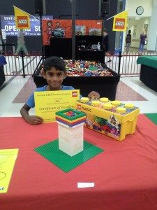Abhishek 2nd Place Junior Final Grafton Shopping World April 2017