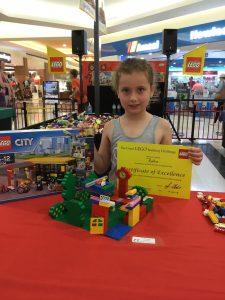 Bella 2nd Place Junior Final Tamworth Shopping World 2017