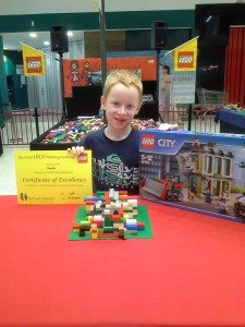 Charlie 1st Place Junior Section Aspley Hypermarket
