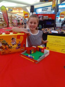 Georgina 2nd Place Junior Final Tamworth Shopping World