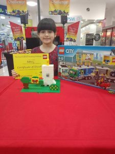 Bethany 1st Place Junior Final Tormina Gardens Shopping Centre April 2019