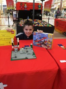 Colby 3rd Place Senior Final The Great LEGO Building Challenge Windsor Riverview July 2019