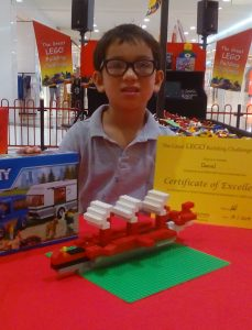 Daniel 3rd Place Junior Final Indooroopilly Shopping Centre January 2019