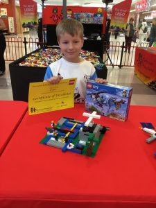 Elijah 3rd Place Junior Final The Great LEGO Building Challenge Windsor Riverview July 2019