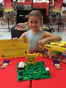 Gabby 2nd Place Junior Finals Orana Mall Dubbo January 2019