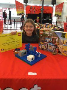 Hannah 2nd Place Senior Final Capalaba Shoppng Centre July 2019